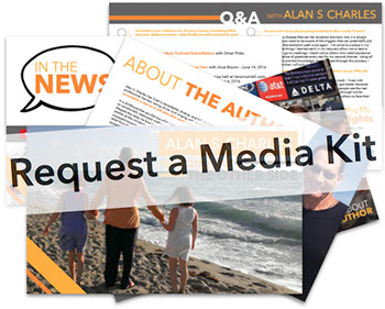 Picture of Alan's speacking media kit